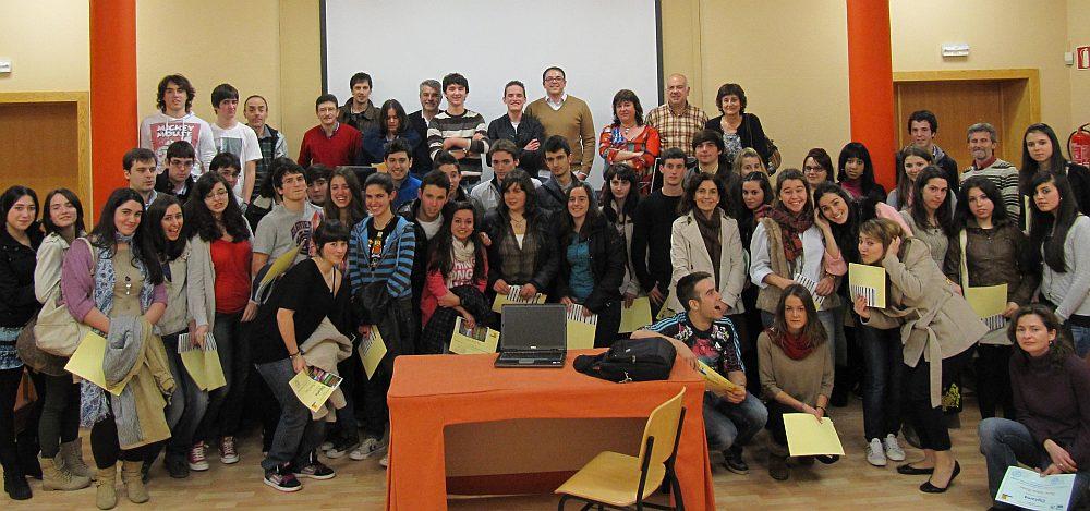 Olimpiada Territorial de Geografía 2011