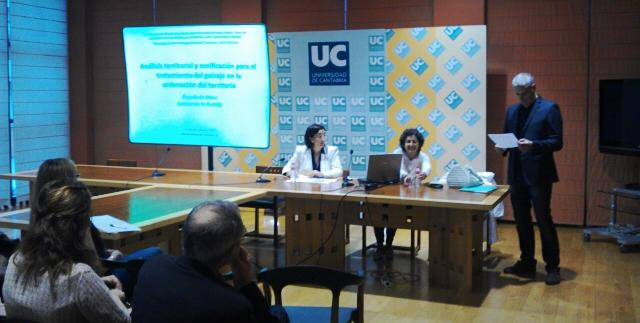 El Colegio participa en un curso sobre paisaje de la UC