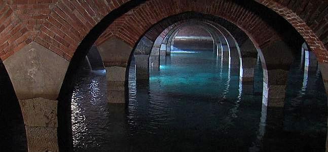 Depósito de aguas de Pronillo