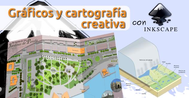 curso de creación diagramas y mapas con editor de gráficos vectoriales