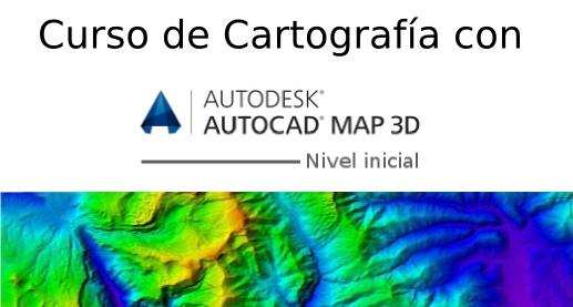 Curso de Autodesk Map 3D Inicial