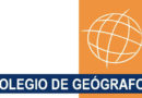 Logo del Colegio de geógrafos - Junta de Delegaciones Territoriales