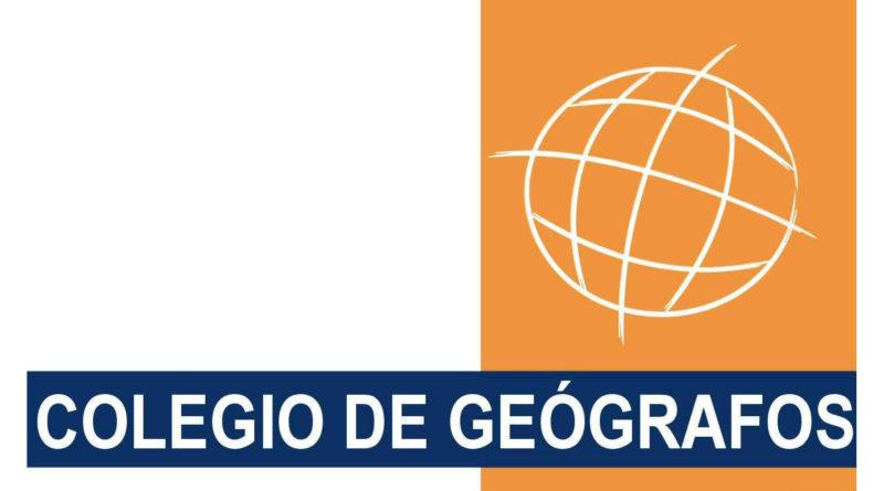 Logo del Colegio de geógrafos - Junta de Delegaciones Territoriales