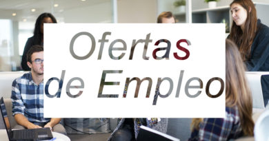 Ofertas de empleo