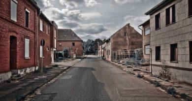 pueblos abandonados y despoblación