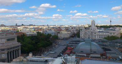 Áreas urbanas en España