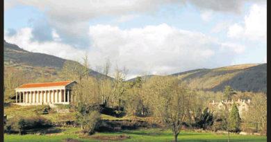 Paisajes de Cantabria: Valle de Iguña