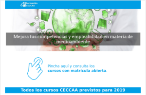 Cursos de la CECCAA