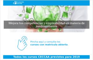 Cursos de la CECCAA