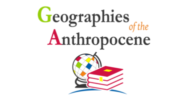 """Revista científica """"Geographies Of the Anthropocene"""""""