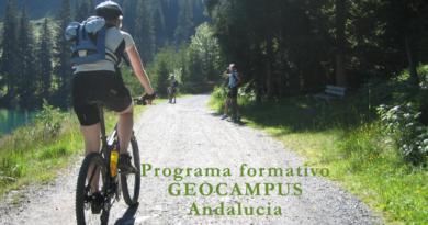 Programa formativo Geocampus (DT del Colegio de Geógrafos de Andalucia)