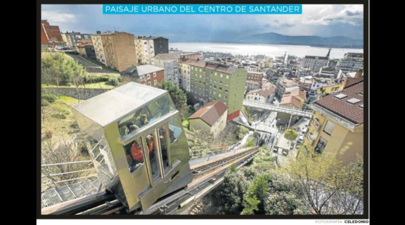 Artículo de Diario Montañes - Foto Celedonio