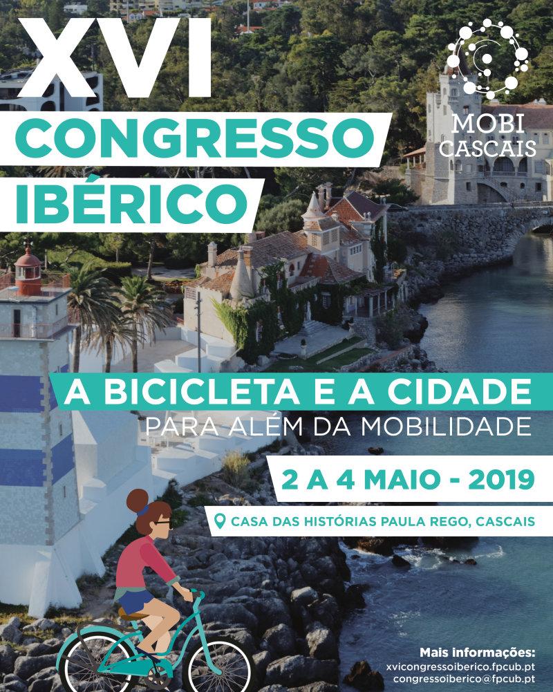 """XVI Congreso Ibérico """"la bicicleta y la ciudad: más allá de la movilidad"""""""