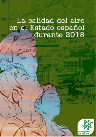 En los últimos años, la práctica totalidad de la población española y europea viene respirando aire contaminado, que incumple los estándares recomendados por la Organización Mundial de la Salud (OMS). Esta situación ha sido puesta de manifiesto por la Agencia Europea de Medio Ambiente (AEMA) y, en nuestro país, por los informes sobre la calidad del aire en el Estado español que desde hace más de una década viene publicando anualmente Ecologistas en Acción.