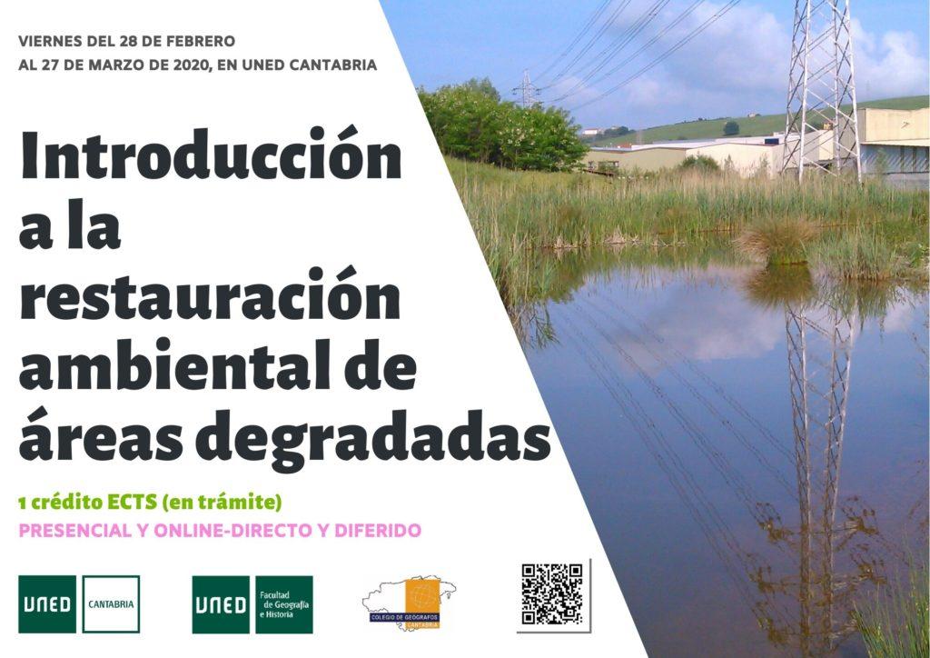 Detalles del curso Introducción a la restauración ambiental de áreas degradadas