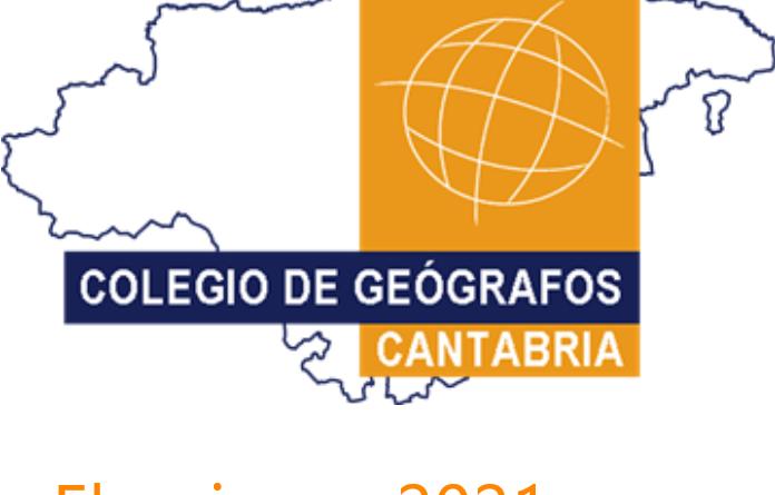 Proclamación definitiva de candidaturas a la Junta Directiva de Cantabria 2021-2025