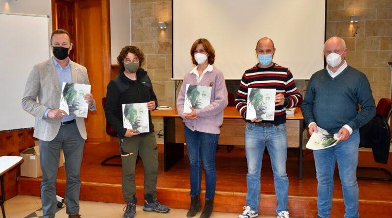 """Presentación en Reinosa del libro """"Paisajes de Cantabria. Un geógrafo, un paisaje"""""""